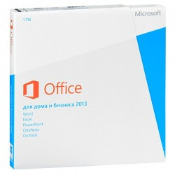 Microsoft Office 2013 home and Business Russia All Lng (ESD)