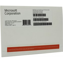 Microsoft Windows Server 2012 R2 Standard Russia OEM Act 64Bit 2CPU/2VM
