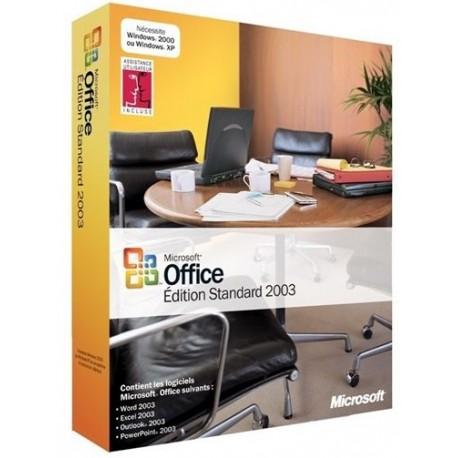 Microsoft Office 2003 BOX Edition Standard x32 Rus