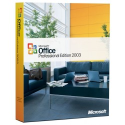 Microsoft Office 2003 BOX Professional Edition x32 Rus