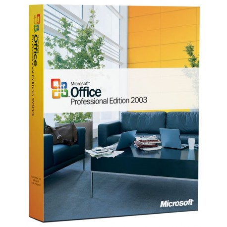 Microsoft Office 2003 Box Professional Edition x32 Rus