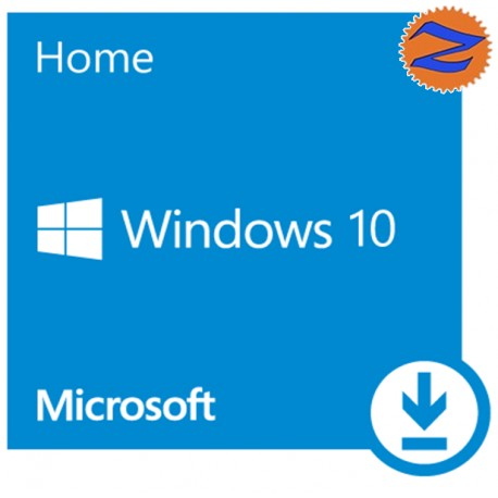 Microsoft Windows 10 Home  32-bit/64-bit ESD