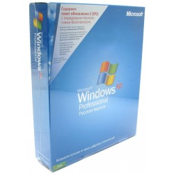 Microsoft Windows XP professional RU sp2  BOX