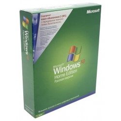 Microsoft Windows XP Home Edition BOX SP2/SP3 N09-01034/N09-00097