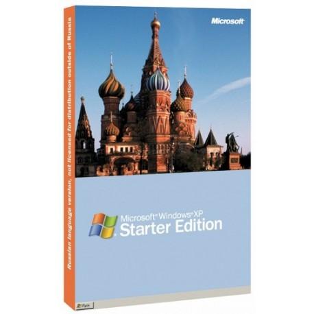 Microsoft Windows XP OEM Starter Edition Rus