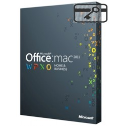 Microsoft Office 2011 ESD Home and Business Mac x32/x64 All Lng RUS