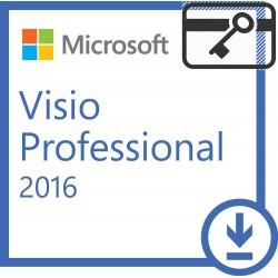 Microsoft Visio 2016 ESD Professional x32/x64 RUS D87-07114