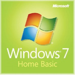 Microsoft Windows 7 ESD Home Basic 32-bit/64-bit RUS (электронная лицензия)