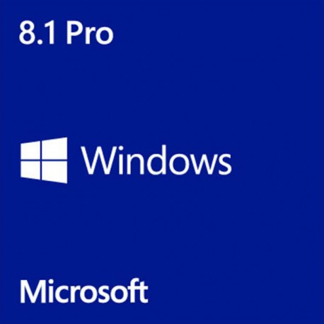 Microsoft Windows 8.1 BOX Professional x32x64 Russian only DVD