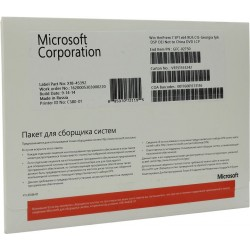 Microsoft Windows 7 OEM Home Premium SP1 x32/x64 Rus 1pk LCP (GFC-02750-L/GFC-02749-L)