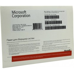 Microsoft Windows 7 OEM Home Premium SP1 x32 Rus