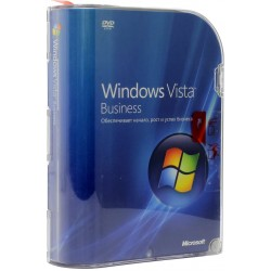 Microsoft Windows Vista BOX Business x32 Russian