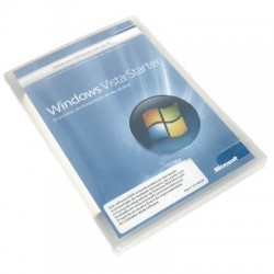 Microsoft Windows Vista OEM Starter x32 Russian
