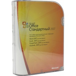Microsoft Office 2007 BOX Standart x32 Rus 021-07764