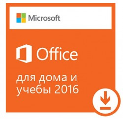 Microsoft Office Home and Student 2016 Win AllLng PKLic Onln CEE Only DwnLd C2R NR (ESD) 79G-04288