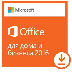 Microsoft Office Home and Business 2016 Win AllLng PKLic Onln CEE Only C2R NR ESD T5D-02322