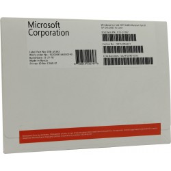 Microsoft Windows Server Std 2019 OEM x64Bit DSP OEI DVD Rus 1pk 16 Core P73-07797