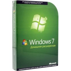 Microsoft Windows 7 BOX Home Premium x32/x64 Rus GFC-02398/GFC-00188