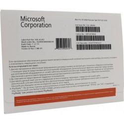 Microsoft Windows 10 OEM Pro 64Bit Russian 1pk DSP OEI DVD FQC-08909