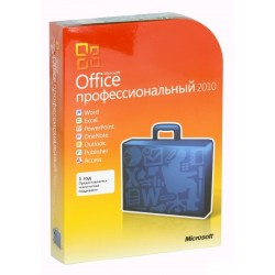 Microsoft Office 2010 Professional BOX 32/64 Bit DVD 269-15654/269-14689