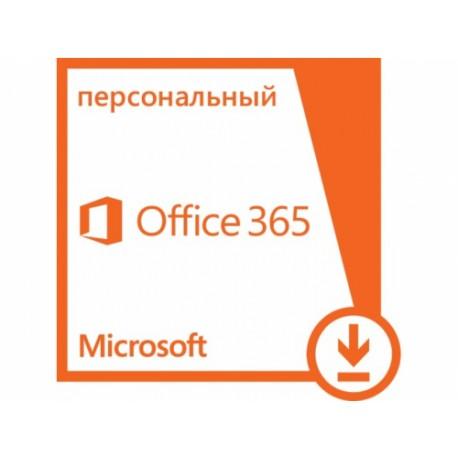 Microsoft Office 365 Personal 32/64 AllLngSub PKLic 1YR Online CEE C2R NR (ESD))