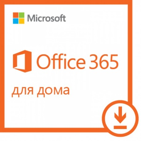 Microsoft Office 365 Home 32/64 AllLngSub PKLic 1YR Online CEE C2R NR (ESD)