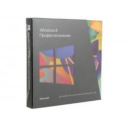 Обновления Microsoft Windows 8 Pro 32/64 bit Rus VUP BOX DVD 3UR-00033