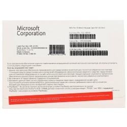 Microsoft Windows 10 OEM Pro 32Bit Russian 1pk DSP OEI DVD FQC-08949